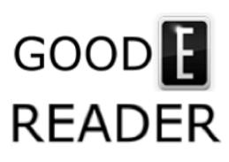 Good E Reader Logo